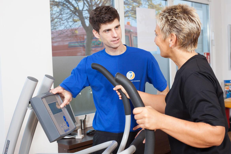 Cardiofitnesstrainer-Ausbildung