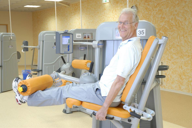 Seniorenfitnesstrainer-Ausbildung