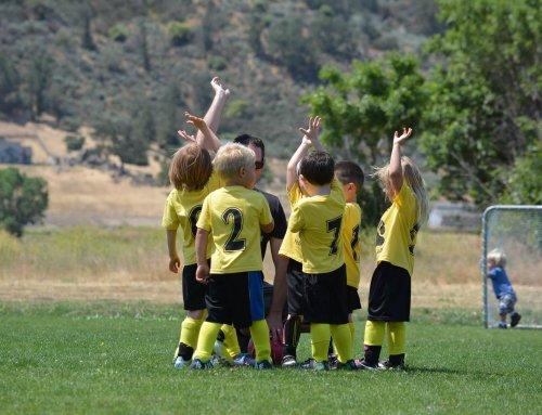 Urtrieb Bewegung: Kids erholen sich schneller als Top-Athleten!